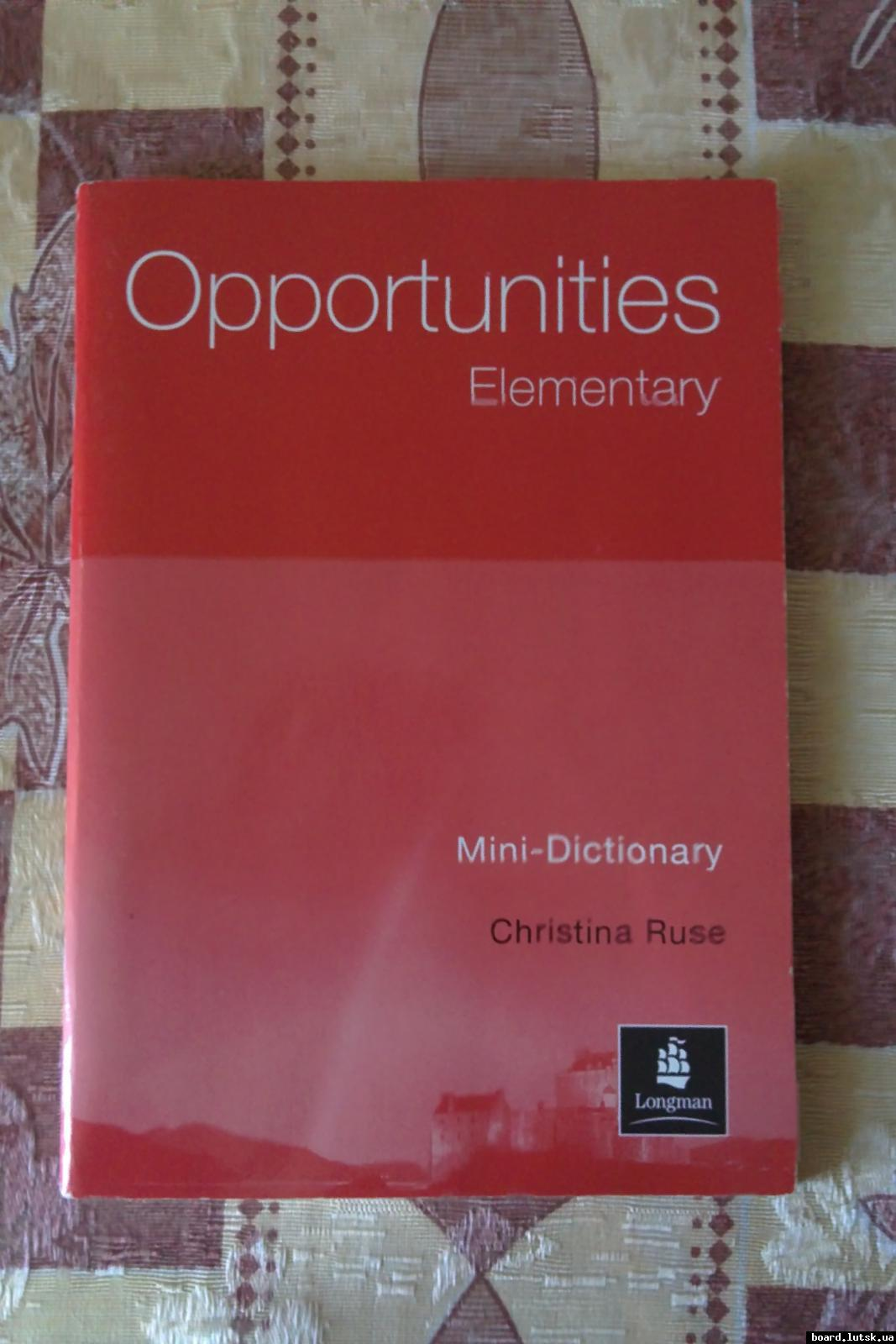 гдз по учебнику new opportunities elementary